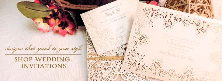 Shop For Invitations And Stationery Online